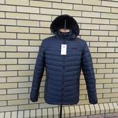 Шикарні демісезонні чоловічі куртки без збору ростовок