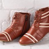 Стильные женские ботинки. 36-41. Уже в наличии!