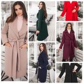 Демисезонные пальто, жилеты. Доступные цены. Норма + батал