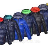 Хит этой весны!Двухсторонние яркие курточки мальчикам -весна-осень.