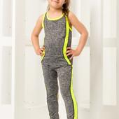 спортивные комплекты на 5-10 лет.. отличный вариант на физкультуру, танцы и т.д