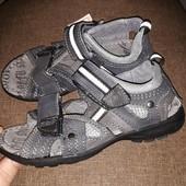 В наличии! Кожа!! Полностью натуральные сандалии! 31-35рр