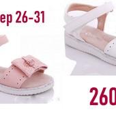 Дешевле нет!!!!сандалии для девочки, есть профилактические!!!20-31!!!кожа и кожзам!!!