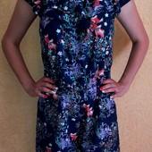 Супер Комбинезон/Платье 2в1/Ромпер.✔ От 42-54 размера✔ 7 расцветок!!!