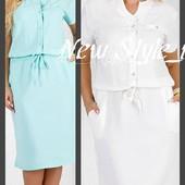 Великий асортимент жіночого одягу української фабрики. Розмір 48 -64, Викуп від 1-ої од