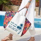 Спешите! Яркая пляжная сумка, скидка 60%, заканчиваются на складе, есть видеообзор сумки