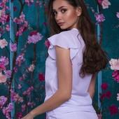 Очень легки, яркие летние блузки, размеры 42-48 быстрая отправка, очень много цветов