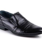 Туфли кожа 31-41р.
