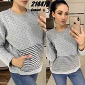 Стильный женский свитер. Выкуплены