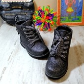 Шикарные ботиночки осень 2019 рр 22-32-вторник выкупаем по лучшей цене