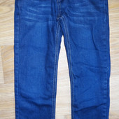 Цвет в жизни темно синий!! джинсы на флисе от фирмы Taurus 110-140 р
