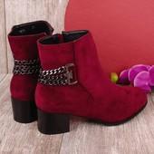Осенние ботинки, быстрая отправка