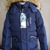 Теплые зимние куртки для парней. Есть замеры и наличие