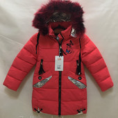 Красивые зимние куртки для девочек выкуп от 1 ед.