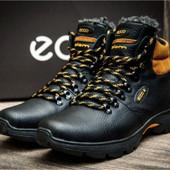Мужские Зимние ботинки Ecco Infinity в наличии 40 размер
