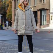 Куртка двусторонняя))качество хорошое.норма и батал.