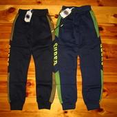 Спортивні брюки, спортивные штаны мальчику 116-164см теплі. Фото 1 в наявності 130,140,158 см