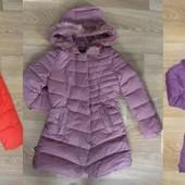 Зима....Куртка на меху для мальчиков и девочек Taurus 8-16 л. Венгрия