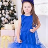 Распродажа!Нарядные платья для девочек р,1 86-92см 2(98-104) ( выкуп от 1 шт)