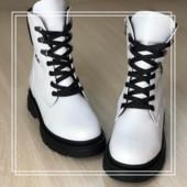 Женские зимние ботинки натуральная кожа ХИТ (36-41)