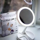 Зеркало с LED подсветкой - лучший подарок!
