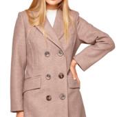 Женское пальто Volange (Украина), демисезон и зима. Цена ниже, чем на сайте! Есть обмен и возврат
