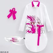 Крутое платье расцветки