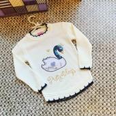 Детские свитера и платья. Количество ограничено.