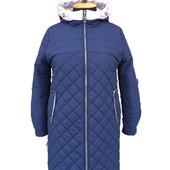 Женские демисезонные куртки в размерах 50-60. Сбор заказа.