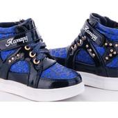 Супер цена!!! Ботинки ботиночки для девочек. Размеры 22-31