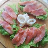 Красная рыба на любой вкус,рыбное масло,листы Нори, и многое другое у нас для Вас)