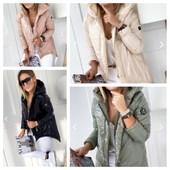 Деми куртки, выкуп от 1 единицы