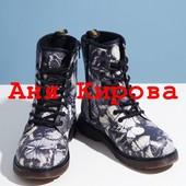 3 модели Демисезонные ботинки