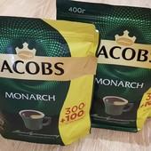 Растворимый кофе Jacobs Monarch 400 грамм