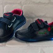 Джинсовые кроссовки для девочки 30-35р заказаны