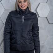 Демисезонная куртка женская (р.42-54). Украина. Есть обмен и возврат