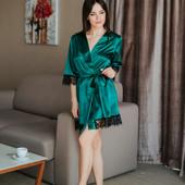 Шелковые, атласный, велюровые женские пижамы и халаты. Пижамы на любой вкус