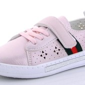 Очень красивые и модные кроссовкочки на девочку 31-36 р. Остатки+ Сбор