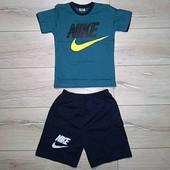 Чудові футболка+шорти для хлопчиків.100 %хлопок.Узбекистан,на 5-8 рочків.Якість на висоті!!