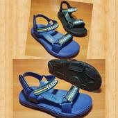 Летняя детская обувь 30-34