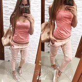 Стильные летние брюки по супер цене 189 грн на бедра до 117