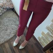 Укороченные брюки батал 31-36