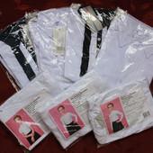 """Школа распродажа! Все по 85 грн.!!! Школьные блузки для девочек тм """"LiraKids"""" и тм""""Sadaf"""""""