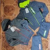 Є залишки з сп.+збір.Спортивний костюм і штани для хлопчиків від Демисезон 134-164рр.Венгрія