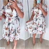 """Платье """"солнце"""". Большой размер! 48-52"""