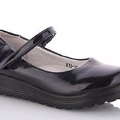 Шикарные школьные туфельки 32-37рр