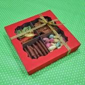 Подарункові набори до Дня вихователя, Дня вчителя. Мікс пастили, фріпсів,йогуртових цукерок