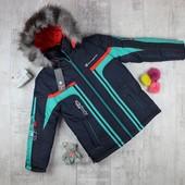 Куртки осень-весна-зима , подкладка из овчины отстегивается