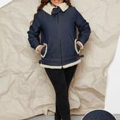 Новинки . Куртки . Пальто . Большие розмера.