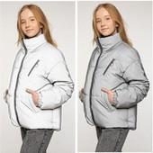 Демисезонная светоотражающая куртка